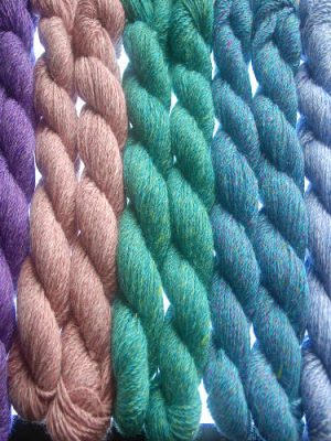 Mourne Alpaca Mohair Blends